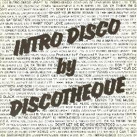 Cover Discothèque - Intro Disco