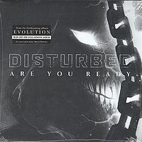 Cover Disturbed - Are You Ready