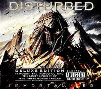 Cover Disturbed - Immortalized
