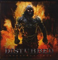Cover Disturbed - Indestructible