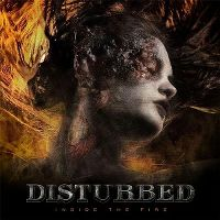 Cover Disturbed - Inside The Fire