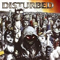 Cover Disturbed - Ten Thousand Fists