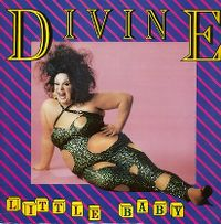 Cover Divine - Little Baby