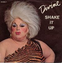 Cover Divine - Shake It Up