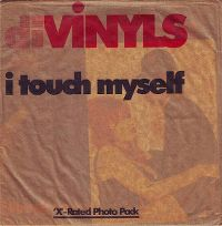 Cover Divinyls - I Touch Myself