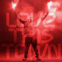 Cover Dizzee Rascal feat. Teddy Sky - Love This Town