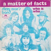 Cover Dizzy Man's Band - A Matter Of Facts