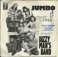Cover Dizzy Man's Band - Jumbo