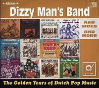Cover Dizzy Man's Band - The Golden Years Of Dutch Pop Music