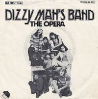 Cover Dizzy Man's Band - The Opera