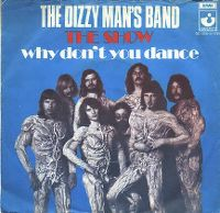 Cover Dizzy Man's Band - The Show