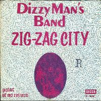 Cover Dizzy Man's Band - Zig Zag City