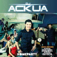 Cover DJ Ackua - Homeparty