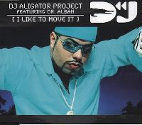 Cover DJ Aligator Project feat. Dr. Alban - I Like To Move It