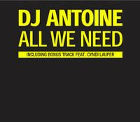 Cover DJ Antoine - All We Need