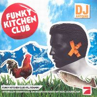 Cover DJ Antoine - Funky Kitchen Club (I'll Remain)