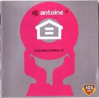 Cover DJ Antoine - Houseworks 01