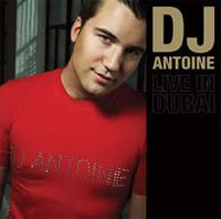 Cover DJ Antoine - Live In Dubai