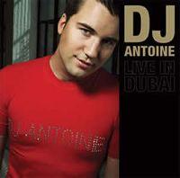 Cover DJ Antoine - Live In Dubai