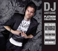 Cover DJ Antoine - Platinum Collection