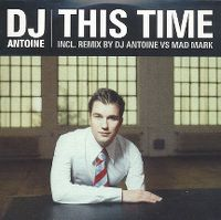 Cover DJ Antoine - This Time