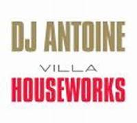 Cover DJ Antoine - Villa Houseworks