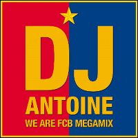 Cover DJ Antoine - We Are FCB Megamix