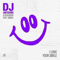 Cover DJ Antoine & Dizkodude feat. Sibbyl - I Love Your Smile