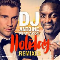 Cover DJ Antoine feat. Akon - Holiday