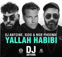 Cover DJ Antoine, Sido & Moe Phoenix - Yallah Habibi