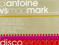 Cover DJ Antoine vs. Mad Mark - Discosensation