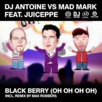 Cover DJ Antoine vs. Mad Mark feat. Juiceppe - Black Berry (OH OH OH OH)
