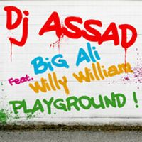 Cover DJ Assad feat. Big Ali & Willy William - Playground