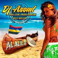 Cover DJ Assad feat. Denis Azor, Mario Ramsamy & Willy William - Alalila (le Sega)