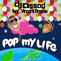 Cover DJ Assad feat. Vincent Brasse - Pop My Life