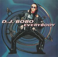 Cover DJ BoBo - Everybody