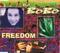 Cover DJ BoBo - Freedom