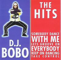 Cover DJ BoBo - From Gold To Platin - Hits & Remixes