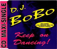 Cover DJ BoBo - Keep On Dancing!