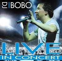 Cover DJ BoBo - Live In Concert