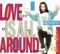Cover DJ BoBo - Love Is All Around