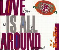 Cover DJ BoBo - Love Is All Around