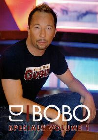 Cover DJ BoBo - Specials Volume 1