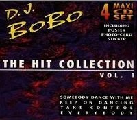 Cover DJ BoBo - The Hit Collection Vol.1