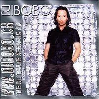 Cover DJ BoBo - www.djbobo.ch - The Ultimate Megamix '99