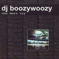 Cover DJ Boozywoozy - One More Try
