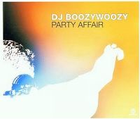 Cover DJ Boozywoozy - Party Affair