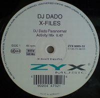 Cover DJ Dado - X-Files