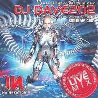 Cover DJ Dave202 - Mainstation 2006 Trance Session Live Mix