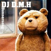 Cover DJ D.M.H feat. Rob Miloo - Donnersong